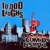 Various Artists: 10,000 Laughs: Best of the Boston Comedy Festival [PA]
