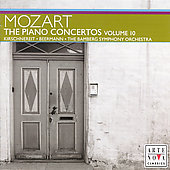 Mozart - Piano Concertos Vol 10 / Kirschnereit