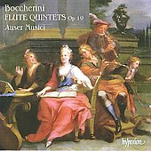 Boccherini: Flute Quintets / Auser Musici