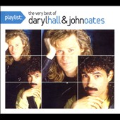 Daryl Hall & John Oates: Playlist: The Very Best of Daryl Hall & John Oates [Digipak]