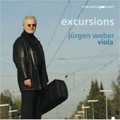 Excursions - Krenek, Penderecki, Adler, Bloch, etc / Weber