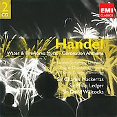 Gemini - Handel: Water and Fireworks Music, Coronation Anthems / Willcocks, Mackerras, Ledger, et al