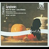 Haydn: Symphonies 91 & 92, etc / Jacobs, Fink, et al