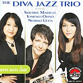 The Diva Jazz Trio: Never Never Land