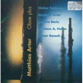 Matthias Arter: Oboe plus