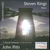 Intensely Pleasant Music: 7 Airs & Fantasias and Other Piano Music