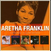 Aretha Franklin: Original Album Series [Box]