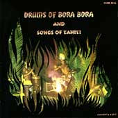 Various Artists: Drums of Bora Bora