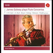 James Galway / Great Flute Concerto Edition