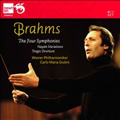 Brahms: The Complete Symphonies / Giulini