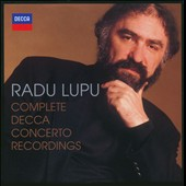 Radu Lupu: Complete Decca Concerto Recordings