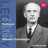 Beethoven: Symphony No. 9 / Furtwangler, Vienna PO, Seefried, Anday, Dermota, Schoffler (1953)
