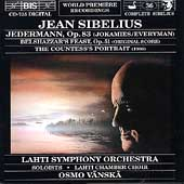 Sibelius: Jedermann, etc / Osom V&#228;nsk&#228;