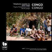 Various Artists: Pygmy Polyphonies from North Congo