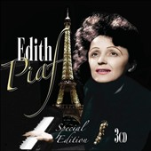 Édith Piaf: Edith Piaf [United Audio] [Box]