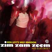 Ron Levy: Zim Zam Zoom: Acid Blues on B-3