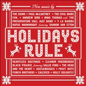 Various Artists: Holidays Rule [Digipak]