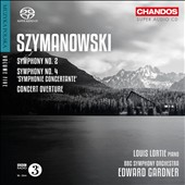 Karol Symanowski: Symphonies Nos. 2 & 4 