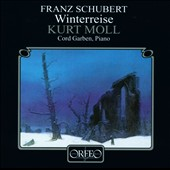 Schubert: Winterreise, D. 911 / Kurt Moll, bass; Cord Garben, piano