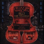 Cello Café - music for solo cello by Honneger, Gabrielli, Galli, Cowell / Buell Neidlinger, cello