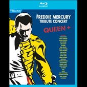 Queen: The Freddie Mercury Tribute Concert [SD Blu-Ray]