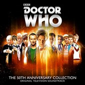 Various Artists: Doctor Who: The 50th Anniversary Collection [Original Television Soundtrack]