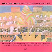 Four, for Tango / Cuarteto Latinoamericano
