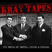 Robin McGibbon: The Kray Tapes: The Voices of Ronnie, Reggie & Charlie [Box] [PA]