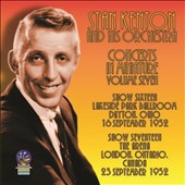 Stan Kenton & His Orchestra: Concerts In Miniature, Vol. 7