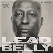 Lead Belly: The Smithsonian Folkways Collection [Box] *