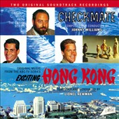 John Williams (Film Composer)/Lionel Newman: Checkmate / Hong Kong [Original Soundtrack Recordings]