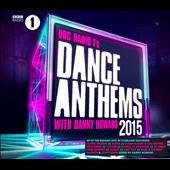Various Artists: BBC Radio1's Dance Anthems 2015