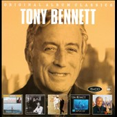 Tony Bennett (Vocals): Original Album Classics [2011]