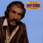 Marty Robbins: The Legendary Marty Robbins [Sony Special Products]