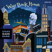 Steve Gadd Band: Way Back Home [9/16]