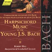 Edition Bachakademie Vol 103 - Early Harpsichord Works 2