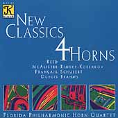 New Classics 4 Horns - Schubert, Dubois, Brahms, et al