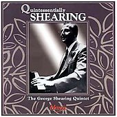 George Shearing: Quintessentially Shearing