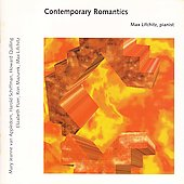 Contemporary Romantics - American Piano Music