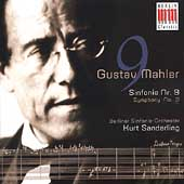 Mahler: Symphony no 9 / Sanderling, Berlin SO