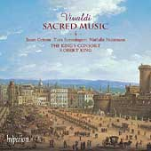 Vivaldi: Sacred Music Vol 8 / King, Gritton, et al