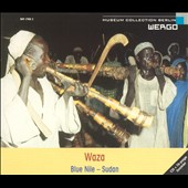 Various Artists: Waza: Music of the Berta from the Blue Nile