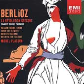Berlioz: La R&#233;volution Grecque, etc / Plasson, et al