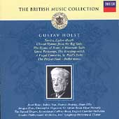 The British Music Collection - Holst: Savitri, Hymns, etc