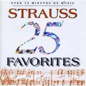 25 Strauss Favorites