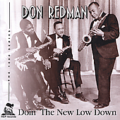 Don Redman & His Orchestra: Doin' The New Low Down