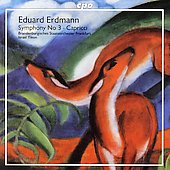Erdmann: Symphony no 3, Capricci Op 21 / Yinon, et al