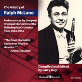 The Artistry of Ralph McLane - Beethoven, Berg, Brahms