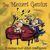 Praga Festival Orchestra: Mozart Genius, Vol. 1: Enhances Your Child's Intelligence