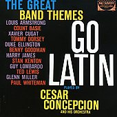 César Concepción: Great Band Themes Go Latin